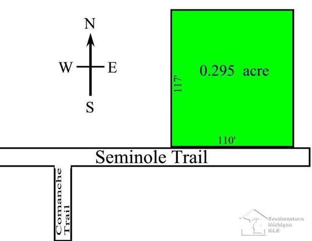 300 Seminole, Temperance, MI 48182 (MLS #57031399923) :: The Toth Team