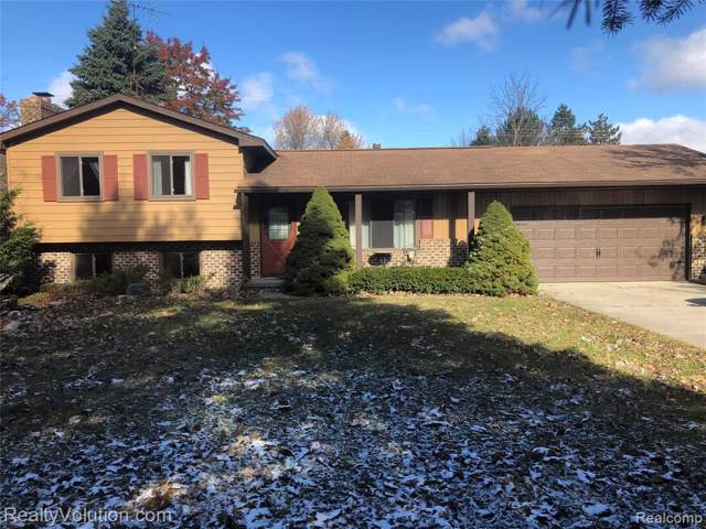 143 E Sawdust Corners Road, Mayfield Twp, MI 48446 (#219114206) :: The Alex Nugent Team | Real Estate One