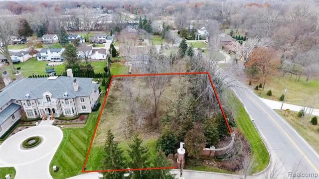 37651 Hidden Valley Court, Clinton Twp, MI 48036 (#219114229) :: The Buckley Jolley Real Estate Team