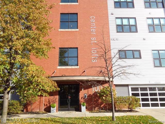 100 N Center Street #202, Royal Oak, MI 48067 (MLS #219114324) :: The Toth Team