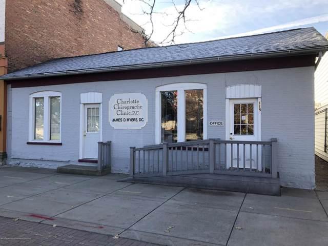 115 W Lawrence Avenue, Charlotte, MI 48813 (#630000242404) :: The Alex Nugent Team   Real Estate One