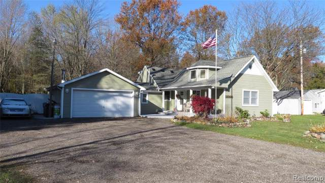 10399 Duffield Road, Montrose Twp, MI 48457 (MLS #219114337) :: The Toth Team