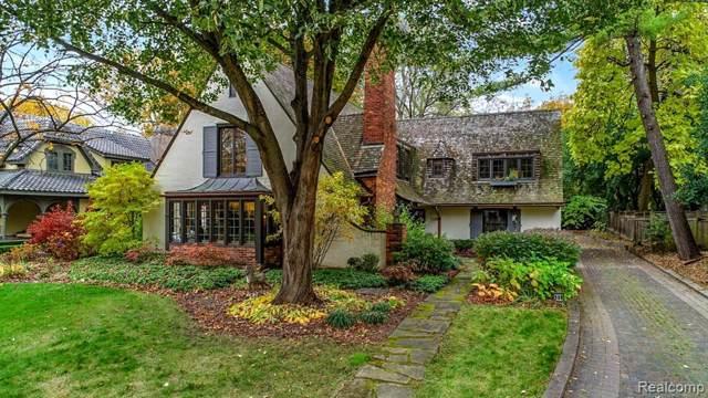 508 Linden Road, Birmingham, MI 48009 (#219114354) :: The Buckley Jolley Real Estate Team