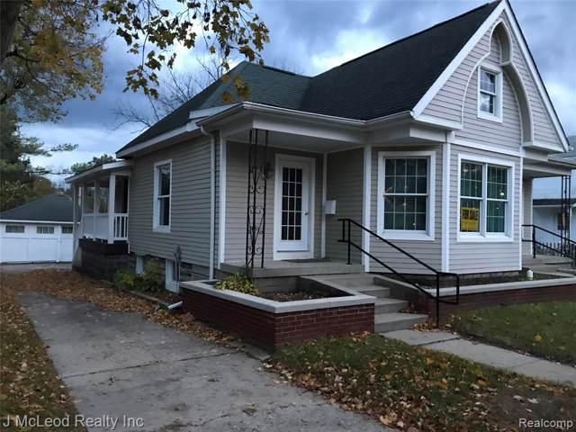 134 N Main Street, Vassar, MI 48768 (#219114359) :: Springview Realty