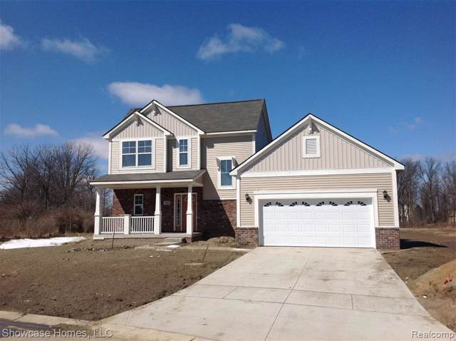 730 Forest Lane, Dundee, MI 48131 (#543269910) :: GK Real Estate Team