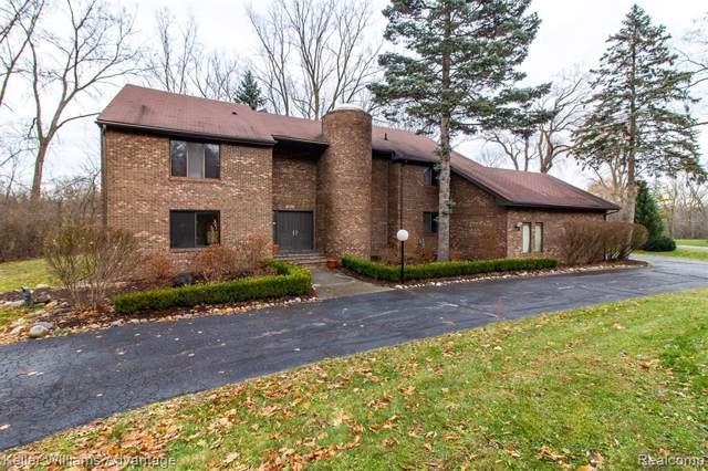 1860 Huntingwood Lane, Bloomfield Hills, MI 48304 (#219114386) :: Keller Williams West Bloomfield