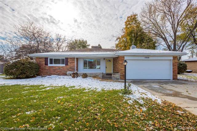 5849 Shattuck Road, Saginaw, MI 48603 (#219114408) :: The Buckley Jolley Real Estate Team