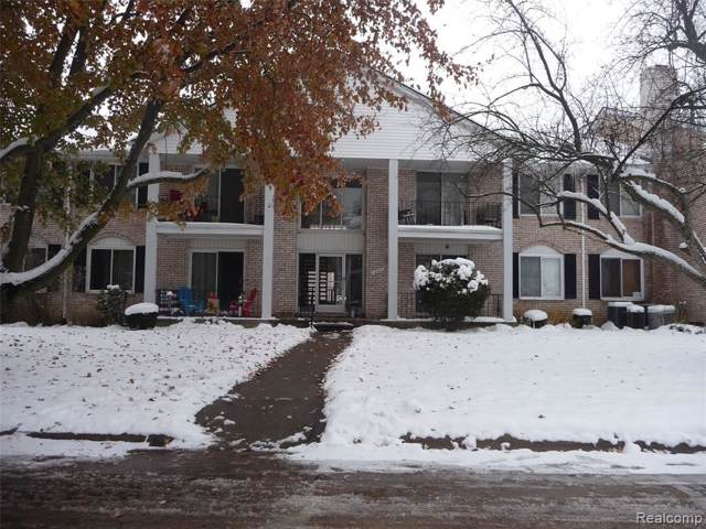 14211 Ivanhoe Drive #7, Sterling Heights, MI 48312 (#219114450) :: The Mulvihill Group