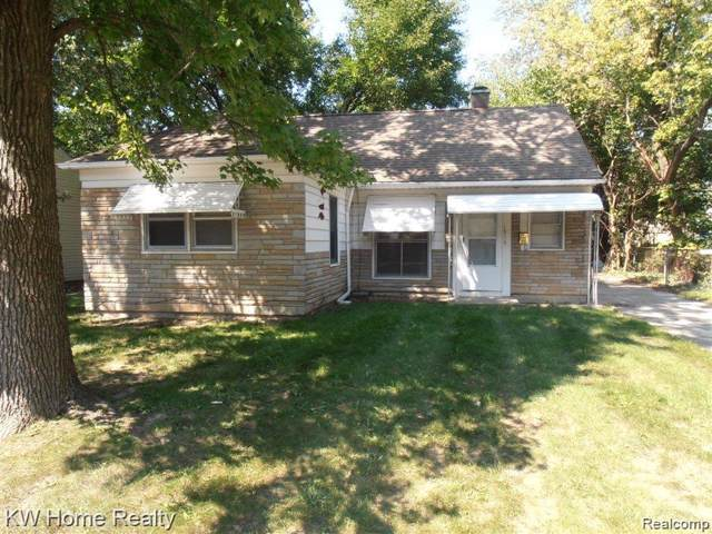 10720 Troy Street, Oak Park, MI 48237 (#219114485) :: RE/MAX Nexus