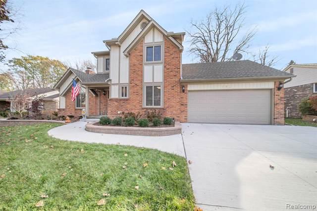 621 Kentucky Drive, Rochester Hills, MI 48307 (#219114520) :: Team Sanford