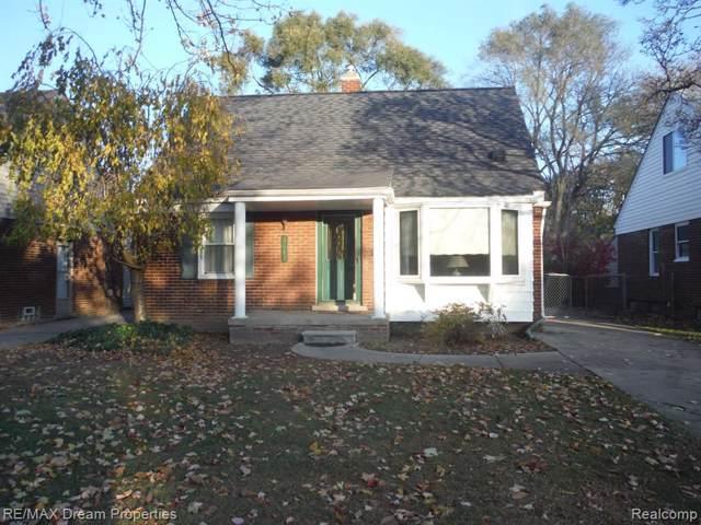 3613 Merrick Street, Dearborn, MI 48124 (#219114538) :: RE/MAX Nexus