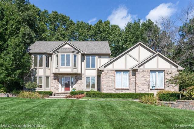 5336 Urbana Drive, Genoa Twp, MI 48116 (#219114547) :: The Buckley Jolley Real Estate Team