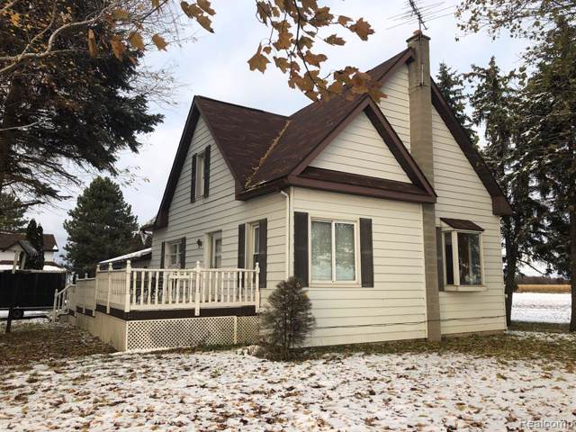 4250 Dickerson Road, Akron Twp, MI 48701 (#219114556) :: The Buckley Jolley Real Estate Team