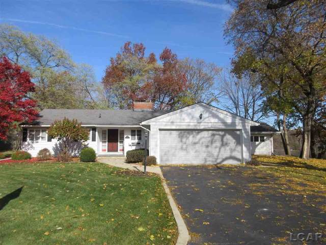 400 Outer Court, Tecumseh, MI 49286 (MLS #56031400081) :: The Toth Team
