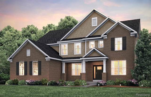 23965 Ardmore Boulevard, Lyon Twp, MI 48178 (#219114674) :: The Buckley Jolley Real Estate Team