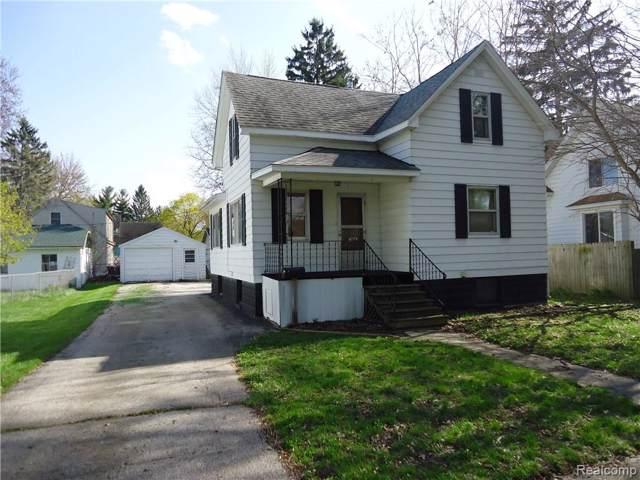 1609 Vine Street, Saginaw, MI 48602 (#219114702) :: The Buckley Jolley Real Estate Team