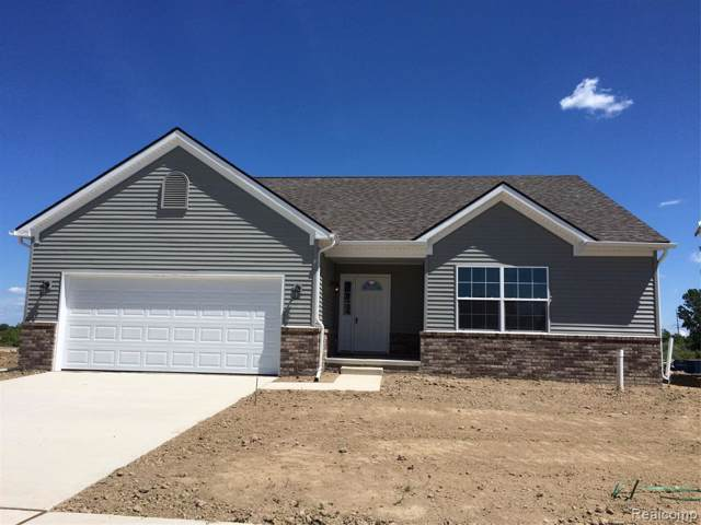 2075 Monohan Drive, Frenchtown Twp, MI 48162 (MLS #219114715) :: The Toth Team