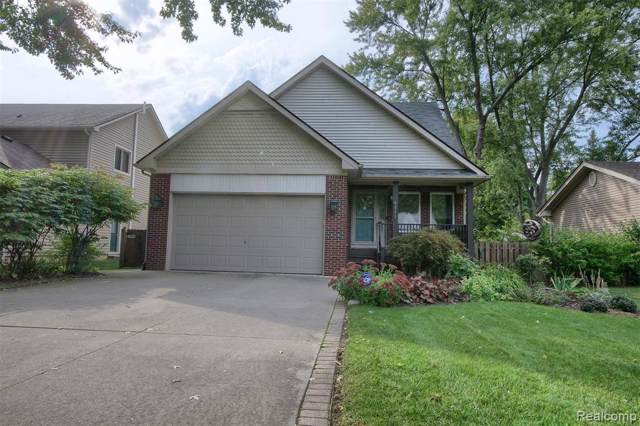 9311 Oakview Street, Plymouth Twp, MI 48170 (#219114731) :: The Alex Nugent Team | Real Estate One