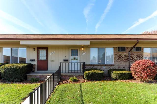 25227 Franklin Terrace, South Lyon, MI 48178 (#543269951) :: Duneske Real Estate Advisors