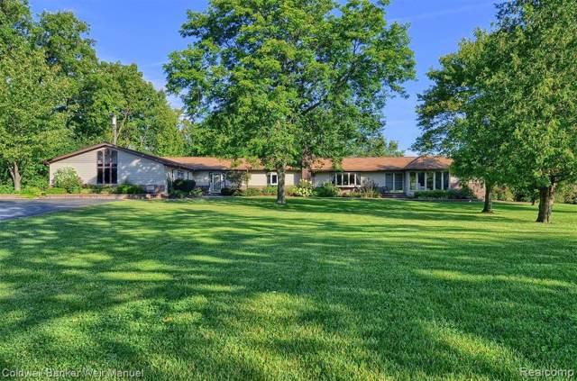 9503 Warren Road, Superior Twp, MI 48170 (#219114806) :: The Buckley Jolley Real Estate Team