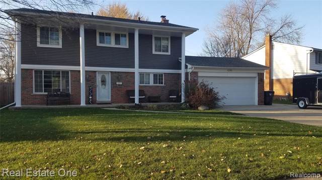 4245 Marywood Drive, Troy, MI 48085 (#219114843) :: The Alex Nugent Team | Real Estate One