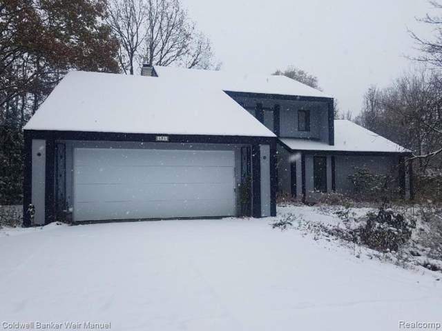 525 Shortridge Avenue, Rochester Hills, MI 48307 (#219114858) :: The Alex Nugent Team | Real Estate One