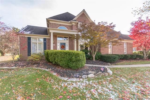 45409 Addington Lane, Novi, MI 48374 (#219114880) :: GK Real Estate Team