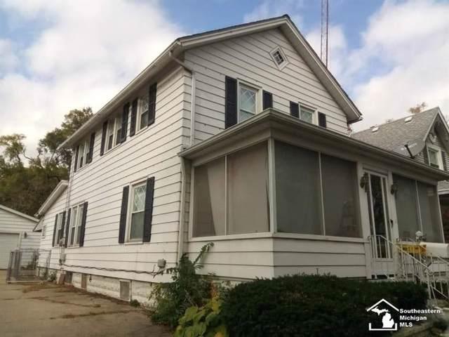 412 Winchester, Monroe, MI 48162 (MLS #57031400162) :: The Toth Team