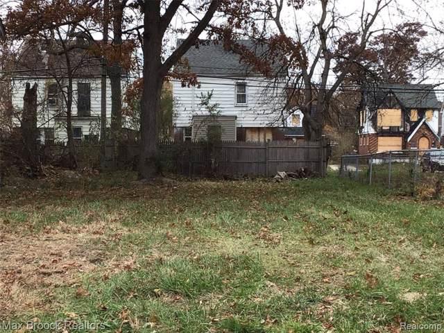 16547 Turner, Detroit, MI 48221 (#219114922) :: GK Real Estate Team