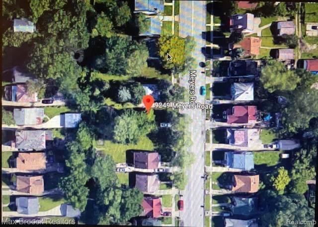 9249 Meyers, Detroit, MI 48228 (#219114926) :: The Buckley Jolley Real Estate Team