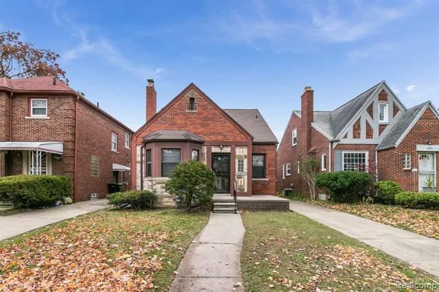 18494 Pinehurst Street, Detroit, MI 48221 (#219114928) :: The Buckley Jolley Real Estate Team