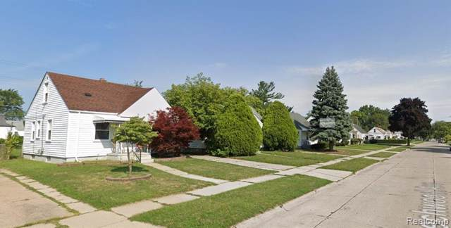 21033 Beechwood Avenue, Eastpointe, MI 48021 (#219114935) :: The Buckley Jolley Real Estate Team
