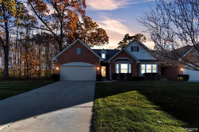 23605 N Park Drive, Huron Twp, MI 48164 (#219114936) :: The Buckley Jolley Real Estate Team