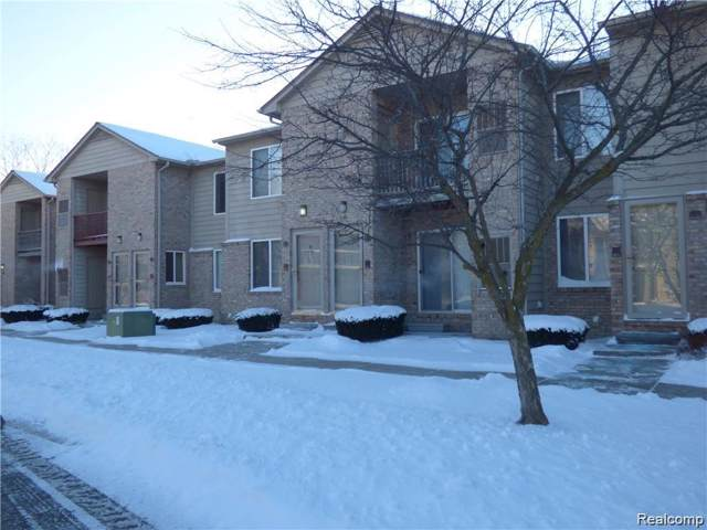 34780 W 8 MILE Road, Farmington Hills, MI 48335 (#219114945) :: GK Real Estate Team