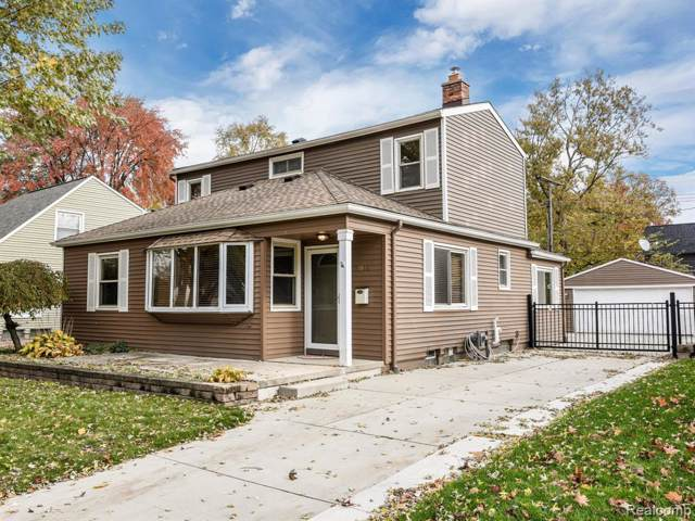 3878 Robina Avenue, Berkley, MI 48072 (#219114978) :: RE/MAX Nexus