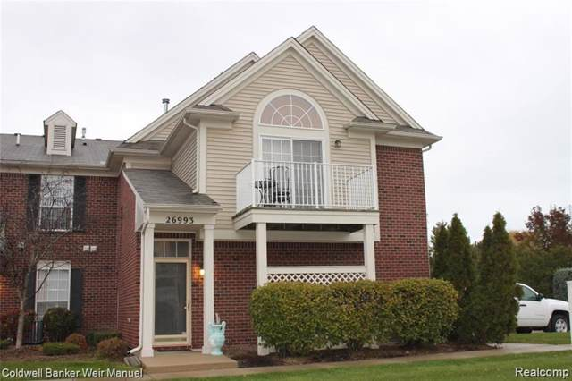 26993 Carrington Place, Harrison Twp, MI 48045 (#219114982) :: The Buckley Jolley Real Estate Team