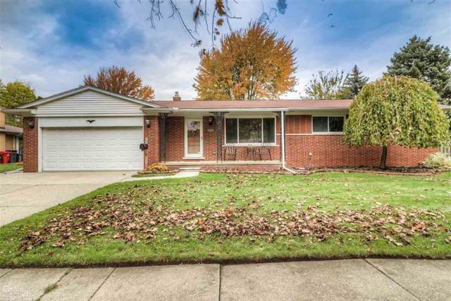 23719 Southland, Clinton Twp, MI 48036 (MLS #58031400204) :: The Toth Team