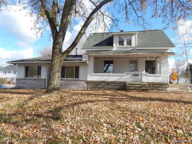 4453 Morrish Road, Swartz Creek, MI 48473 (#219115026) :: The Buckley Jolley Real Estate Team