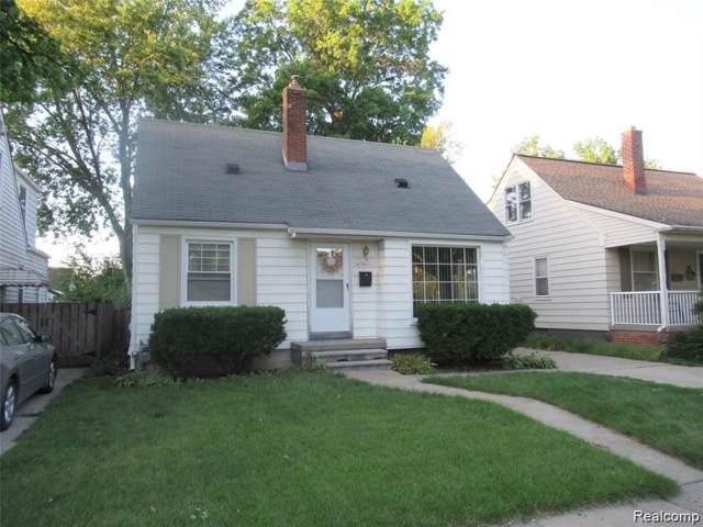 24738 Boston Street, Dearborn, MI 48124 (#219115072) :: The Buckley Jolley Real Estate Team