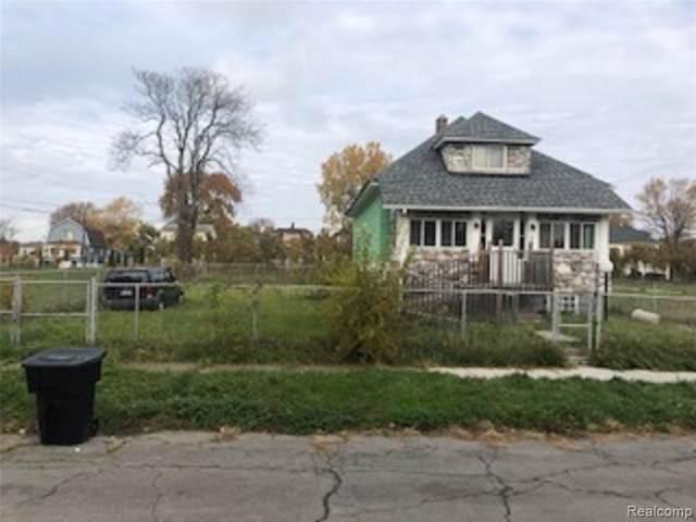 9391 Carten Street, Detroit, MI 48214 (MLS #219115078) :: The John Wentworth Group