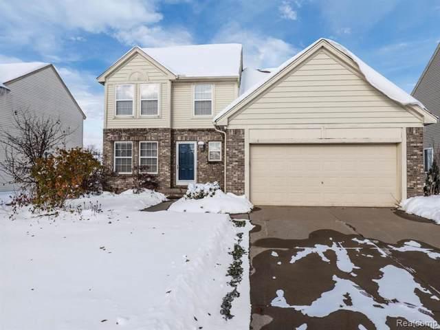 734 Arusha Drive, Pontiac, MI 48341 (#219115092) :: The Buckley Jolley Real Estate Team