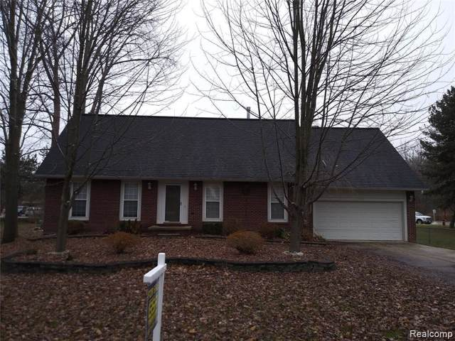 53520 Wolf Drive, Shelby Twp, MI 48316 (#219115102) :: The Buckley Jolley Real Estate Team