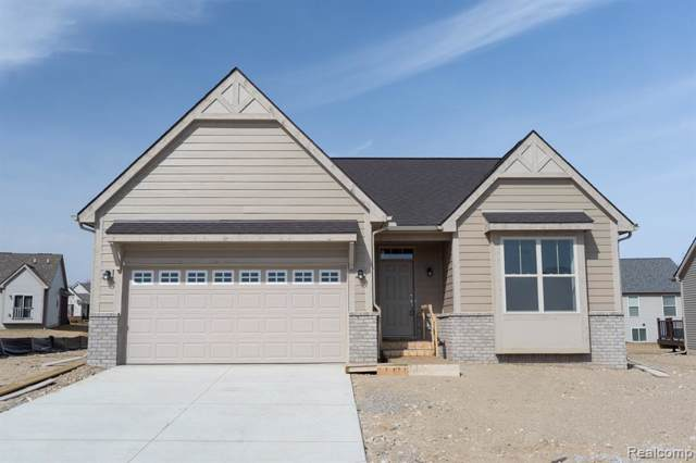 2136 Wiltshire Drive, Superior Twp, MI 48198 (MLS #219115125) :: The Toth Team