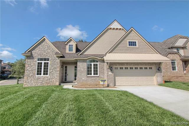 571 Napa Valley Drive, Milford Twp, MI 48381 (#219115143) :: The Buckley Jolley Real Estate Team