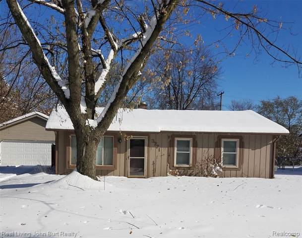 3771 Coleport Street, Orion Twp, MI 48359 (#219115198) :: RE/MAX Nexus