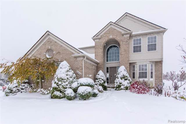 4014 Hopefield Court, Canton Twp, MI 48188 (#219115205) :: The Buckley Jolley Real Estate Team