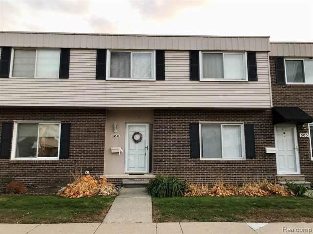 504 Estrada Drive, Belleville, MI 48111 (#219115218) :: The Buckley Jolley Real Estate Team