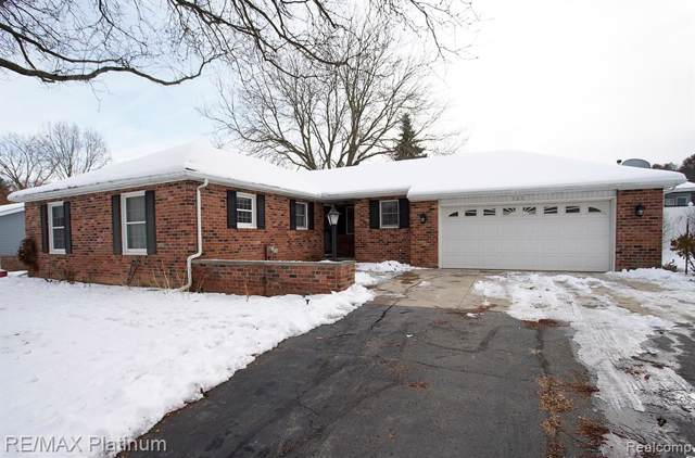 323 Schaffer Court, Manchester Vlg, MI 48158 (#219115233) :: RE/MAX Nexus