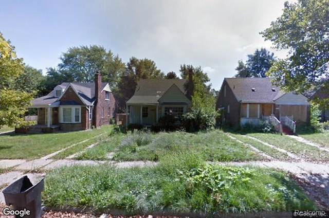 11584 Nottingham Road, Detroit, MI 48224 (#219115256) :: RE/MAX Nexus