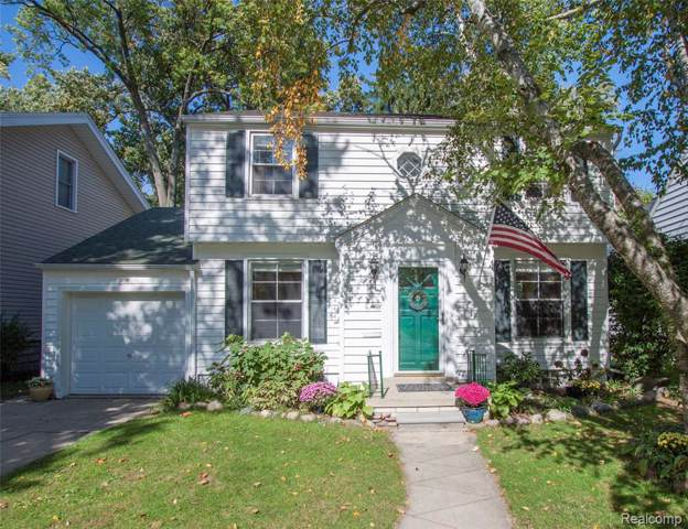19 Woodward Heights Boulevard, Pleasant Ridge, MI 48069 (#219115270) :: GK Real Estate Team